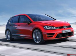 Facelifted Volkswagen Golf to feature gesture control