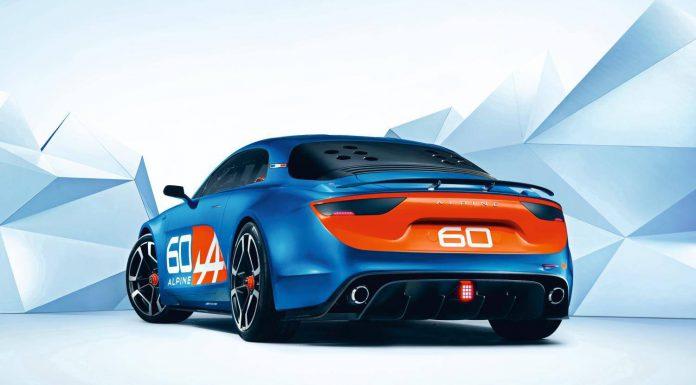 Alpine Celebration Concept rear view