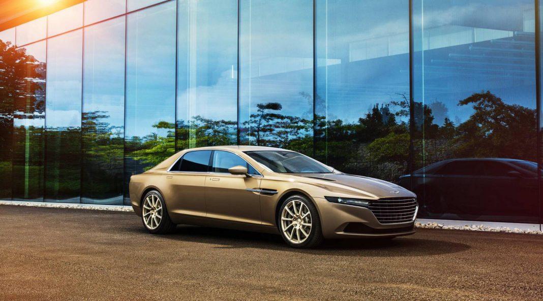 Lagonda Taraf to Lead Aston Martin Lineup at Goodwood 2015