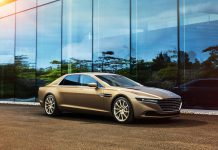Lagonda Taraf to Lead Aston Martin Lineup at Goodwood 2015