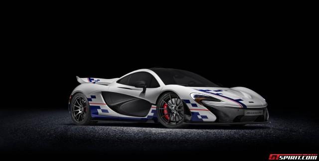 Preview: McLaren at Goodwood Festival of Speed 2015 McLaren P1 Prost