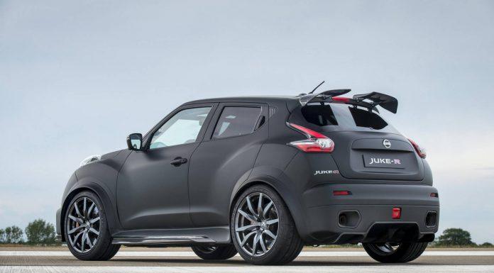 Official: 600bhp Nissan Juke-R 2.0 Concept