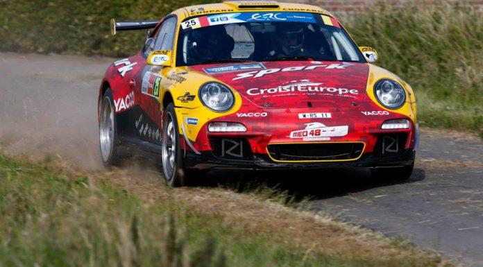 Romain Dumas Porsche 911 GT3 RS