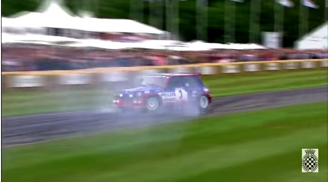 Video: This is How You Drive a Renault 5 Maxi Turbo!