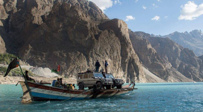 Amazing Road Trip to K2 Pakistan in a Mercedes G-Class