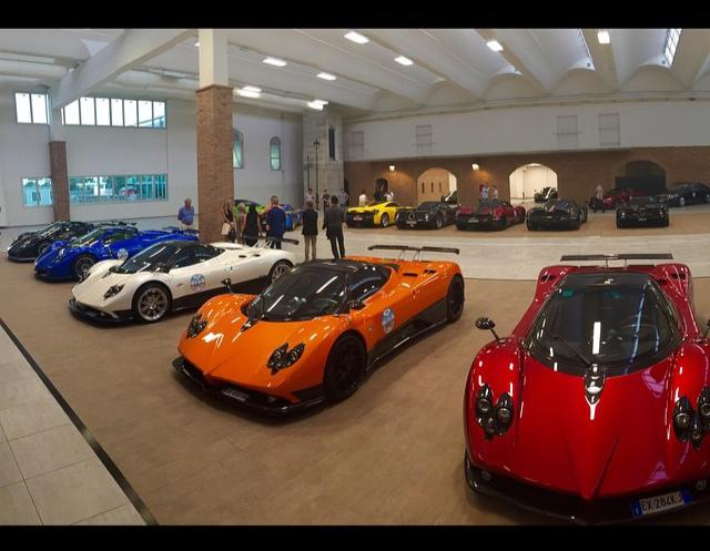 Pagani Automobili New Factory