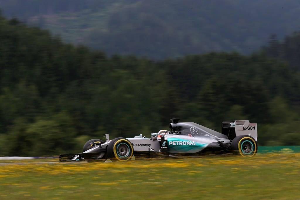 FIA Formula 1 Austrian GP Mercedes-AMG