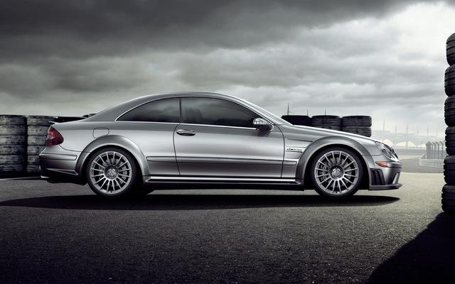 Jeremy Clarkson sells Mercedes-Benz CLK63 AMG Black Series