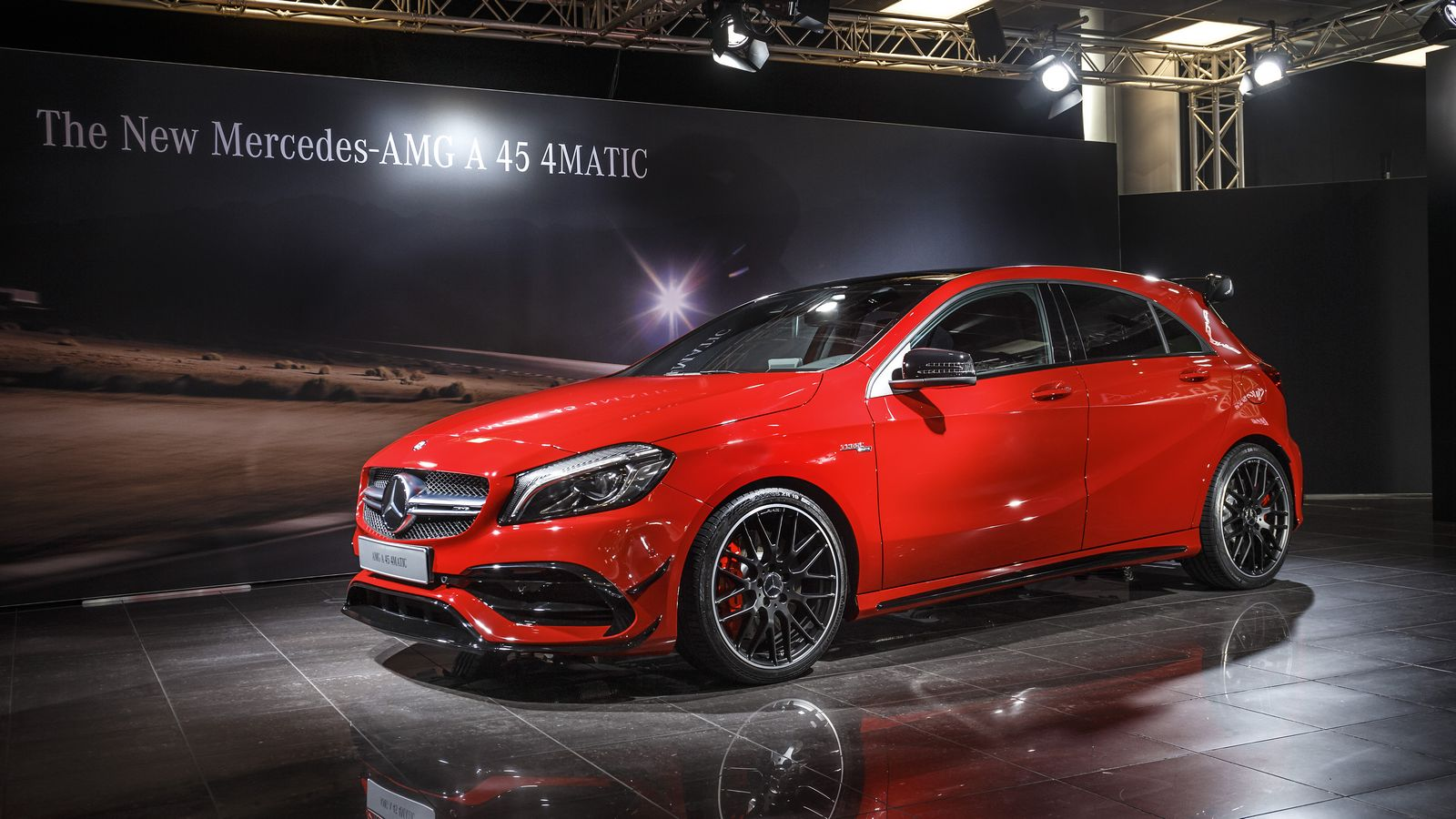 gallery 2016 mercedes benz a class and a45 world premiere gtspirit. Black Bedroom Furniture Sets. Home Design Ideas