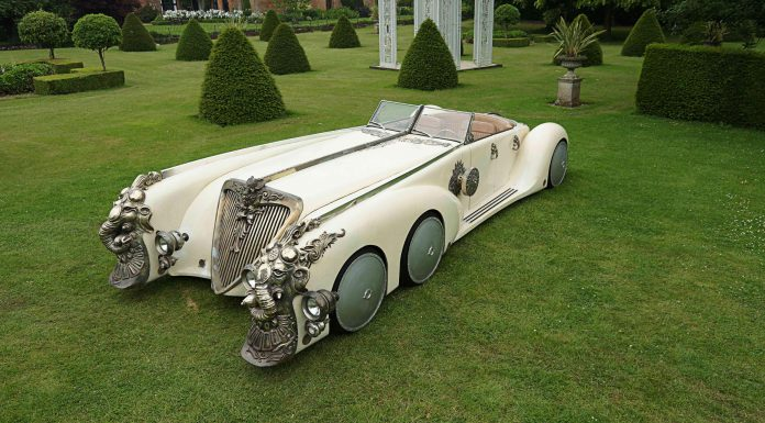League of Extraordinary Gentlemen Hero Car to Be Auctioned