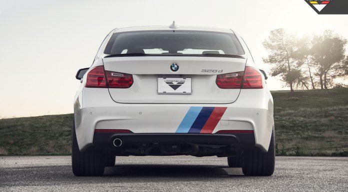 Vorsteiner BMW 3-Series decklid spoiler