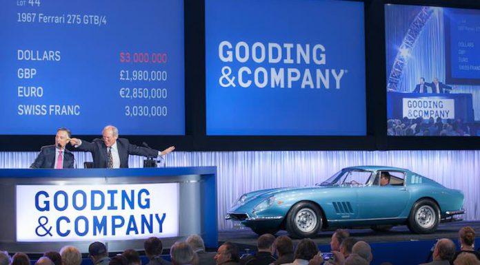 1967 Ferrari 275 GTB/4 sold for $3,300,000