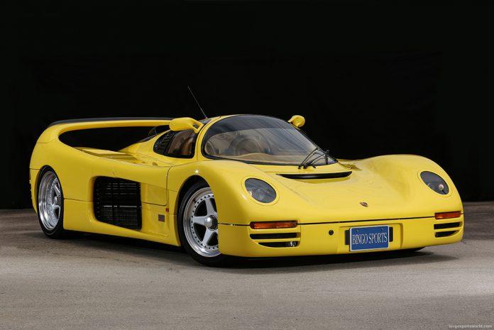 1994 Schuppan 962CR front