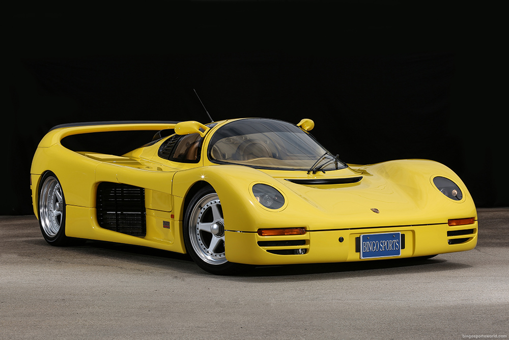 Insanely Rare 1994 Schuppan 962CR For Sale in Japan - GTspirit