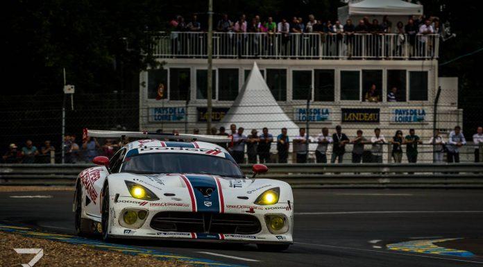2015 24 Hours of Le Mans Viper GTR-S