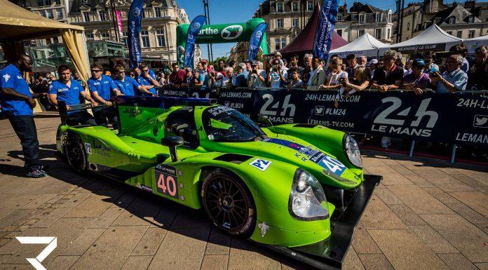 2015 Le Mans 24 Hours Monday