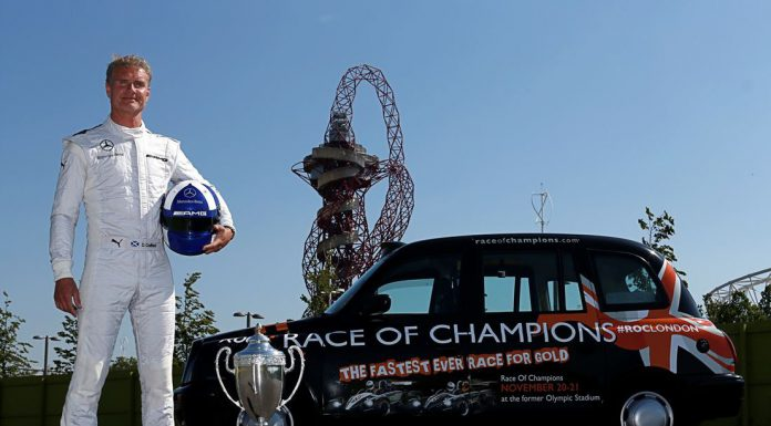 2015 Race of Champions in london