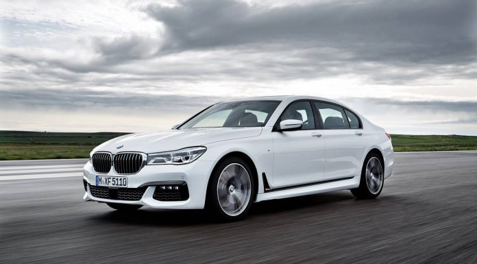 2016 BMW 7-Series in new videos