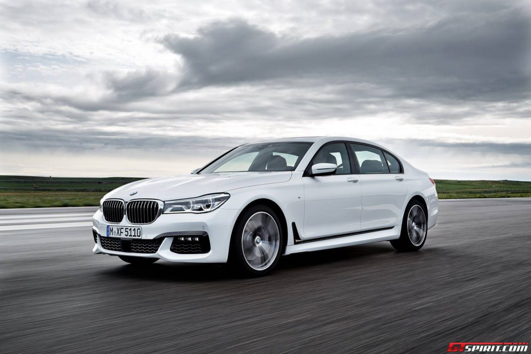 BMW 7-Series could get M Performance version