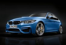 BMW M3 and M4 ordering guide leaks