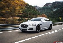 2016 Jaguar XJ White