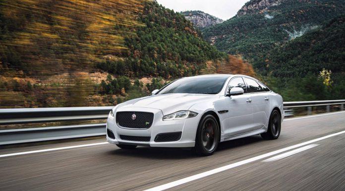 2016 Jaguar XJ White