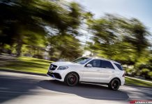 Mercedes-Benz GLE Priced in the U.S