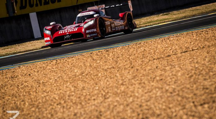 #22 Nissan Motorsports Nissan GT-R LM Nismo JPN, Harry Tincknell GBR, Michael Krumm DEU, Alex Buncombe GBR-