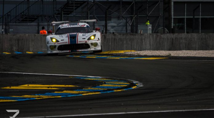 24 Hours of Le Mans Viper GTS-R