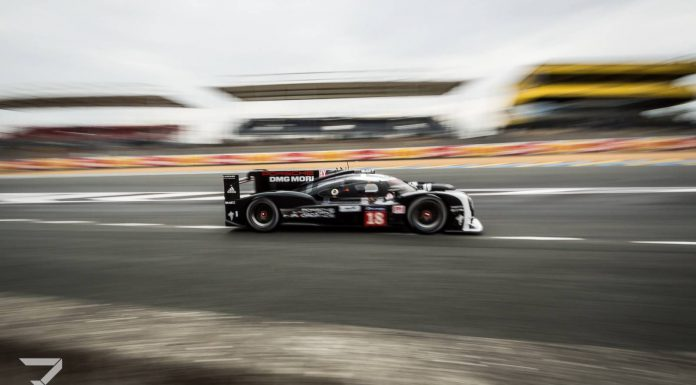 Porsche 919 Hybrid 24 Hours of Le Mans