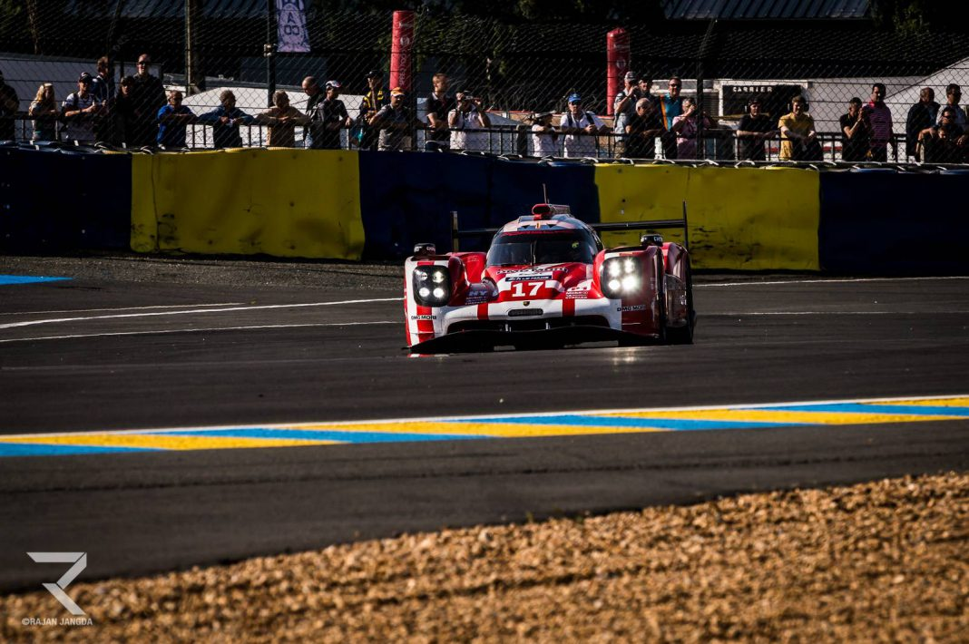 24 Hours of Le Mans: Porsche Still in the Lead After 17 Hours
