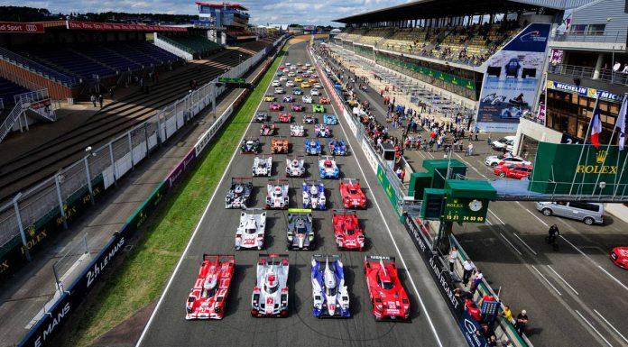 2015 Le Mans 24 Hours racecars