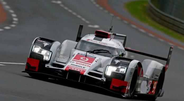 2015 Le Mans 24 Hours Audi R18 e-tron