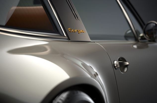 Singer Porsche 911 debuting at Goodwood Festival of Speed 2015