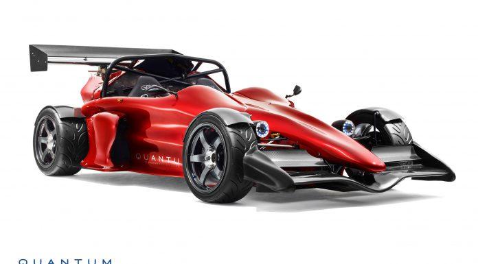 Australian sports car Quantum GP700