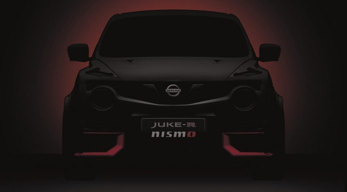 Nissan Juke-R NISMO to Debut at Goodwood Festival of Speed 2015