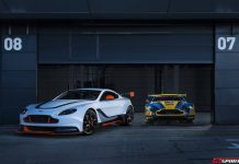 Aston Martin Vantage GT12 sold out