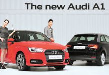 Audi A1 South Korea