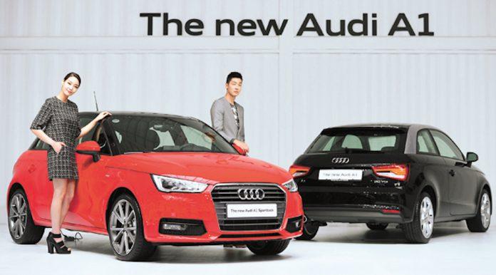 Audi A1 South Korea