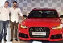 Audi RS6 Avant India