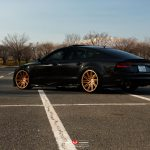 Stunning Audi RS7 + Vossen Wheels