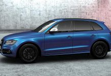 Audi SQ5 Competition front