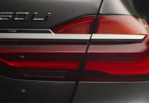 BMW 7-Series debuting on June 10