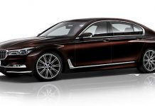 BMW 7-Series Individual revealed