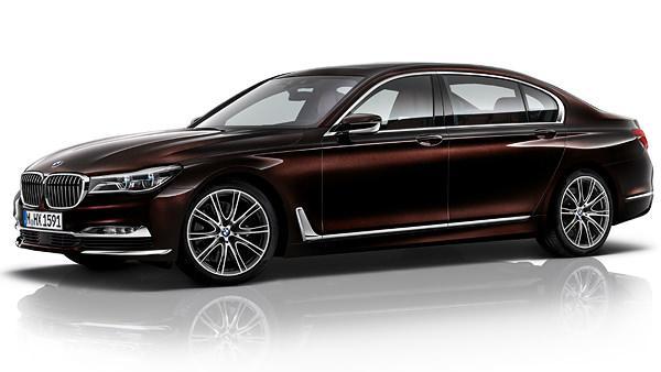 BMW 7-Series Individual revealed