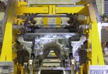BMW 7-Series construction