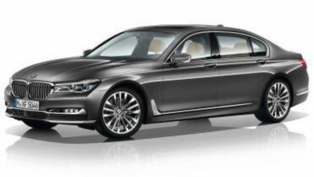 Next-gen BMW 7-Series leaks