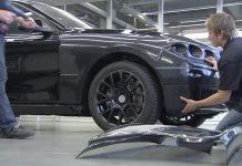 BMW reveals its camouflage secrets