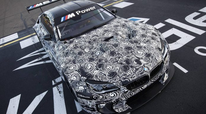 2016 BMW M6 GT3 Makes First Appearance in North America