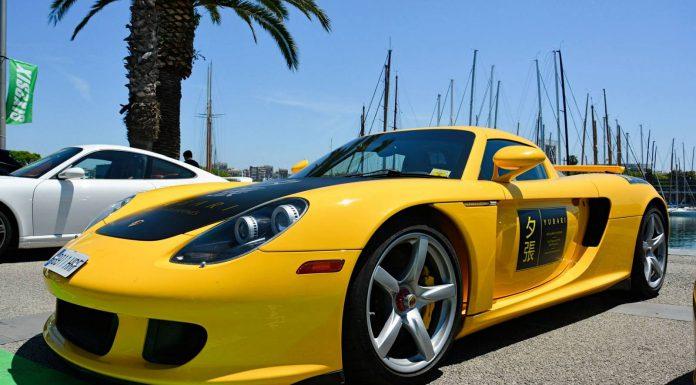 Barcelona Motordays 2015 Highlights Porsche Carrera GT
